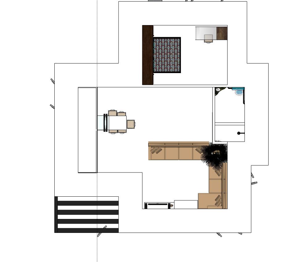 Estudo Preliminar Casa M Nima Aline C Rtes